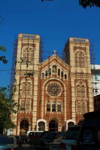 Catholic Church near Oriental