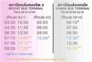 time-table-Bkk-1Oct14