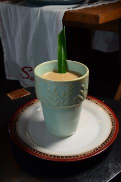Bajigur Coconut Drink HOT